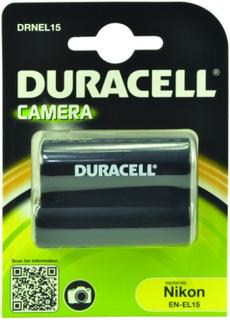 Duracell kamera batteri EN-EL15 til Nikon