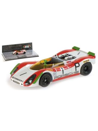 Porsche 908 02 Spyder #1