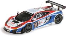 McLaren 12C GT3 Russian