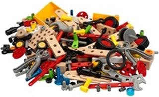 BRIO Builder 34589 kreativt sæt