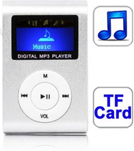 MP3-spiller med Display