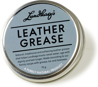 Lundhags Lundhags Leather Grease NA 2019 Skopleie
