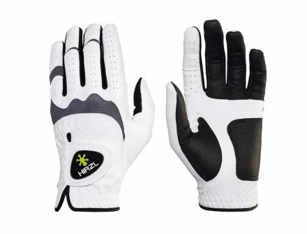 HIRZL Hybrid Plus Glove - damer - högerhänt - Vit