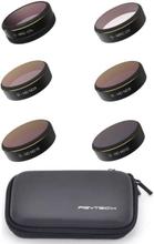 PGYTECH PGYTech Phantom 4 Pro UV ND4/8/16/32 CPL Filter Set (6st)