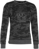 Superdry GYM TECH CREW Sweatshirt ash granite camo