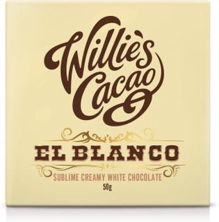 Willies Cacao Chokladkaka El Blanco 50 g