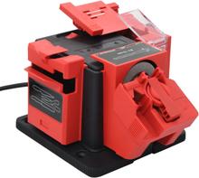 vidaXL Elektrisk slipmaskin HSS borrbits knivar och saxar 3 moduler