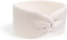 Stirnband aus 100% PREMIUM KASCHMIR Peter Hahn Cashmere weiss