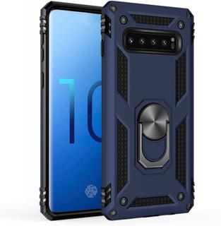 Bofink Combat Samsung Galaxy S10 deksel - Blå