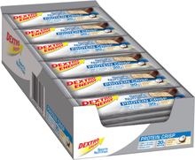 Dextro Energy Protein Crisp Box 24x50g Vanilla-Coconut 2020 Näringstillskott & Paket