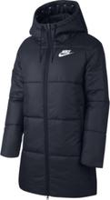 Nike W Syn Fill Parka Talvitakit BLACK/WHITE