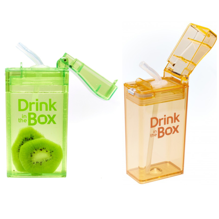 Drink in the Box Barneutstyr Female ONESIZE