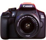 Canon EOS 1300D - Digitalkamera - SLR - 18.0 MP -