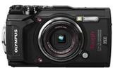 Olympus Tough TG-5 - Digitalkamera - kompakt - 12.