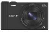 Sony Cyber-shot DSC-WX350 - Digitalkamera - kompak