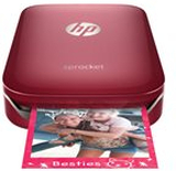 HP Sprocket Photo - skrivare - färg - zink - med H