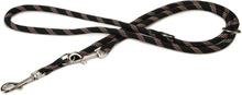 Beeztees Hundkoppel nylon svart 200x1,3 cm 744013