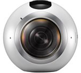 Samsung GALAXY Gear 360 - Aktionkamera - monterbar