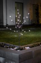 Konstsmide Kvist LED 100cm 3369--Brun