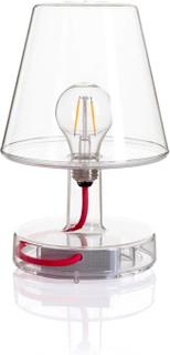 Transloetje bordslampa Transparent