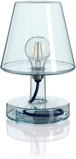 Transloetje bordslampa Blue