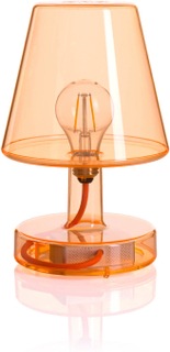 Transloetje bordslampa Orange