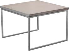 Mystic soffbord Betong/galvat halvkub 50x50 cm