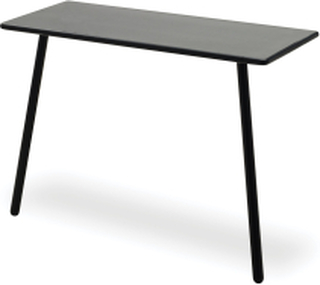 Georg skrivbord Black 110x42 cm