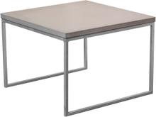 Mystic soffbord Betong/galvat halvkub 60x60 cm