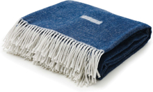 Lota pläd Royal blue 140x197 cm