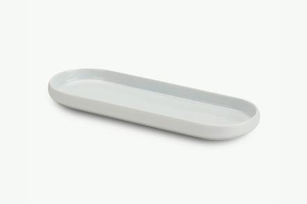 Nordic serveringsplatta White