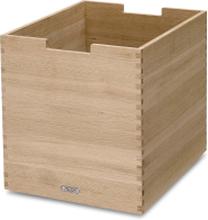 Cutter förvaringslåda Oak Large