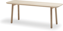 Hven bänk Oak 125x36 cm