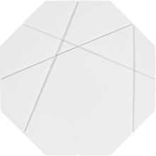 Pinboard A4 Vit 37x37 cm