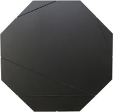 Pinboard A3 Svart 52x52 cm