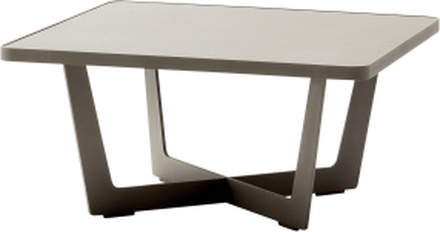 Time out soffbord Taupe 71x35 cm
