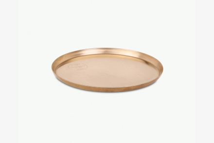 Edge mässingsfat Brass Ø25 cm