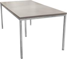 Mystic matbord Betong/galvat 240x85 cm