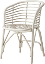 Blend stol Vit grå 2f33cb15569b9