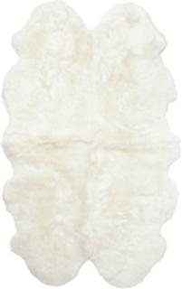 Gently pläd White 180x120 cm