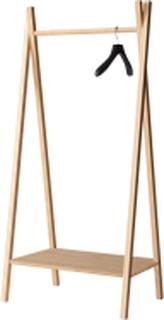 Noble klädhängare Bambu