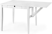 Klinte klaffbord Vitlack 80x80 cm