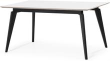 Bella matbord Vit laminat 150x95 cm