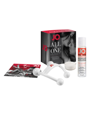 JO ALL IN ONE MASSAGE GIFT SET - Massage Kit
