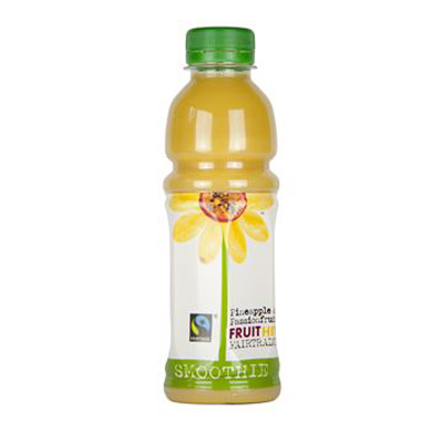Fruit Hit Smoothie Ananas & Passionfruit 33cl