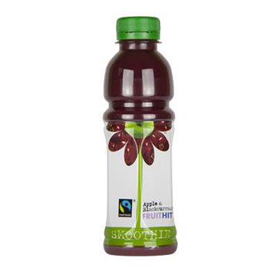 Fruit Hit Smoothie Apple & Blackcurrant 33cl