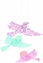 Djeco - Lightweights, Glitter Birds