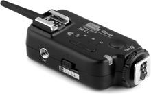 Pixel 2-i-1 Transmitter / Receiver Opas til Canon