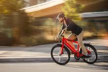 Abus Pedelec + E-cykelhjälm med hög hastighet
