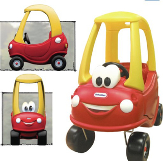 Lille Tikes Cozy Coupe